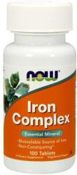 NOW Iron Complex (100db)