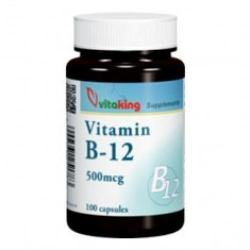 Vitaking B12-vitamin (100db)