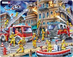 Larsen Tűzoltók 45 db-os
