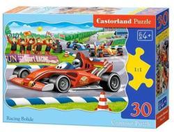 Castorland Autóverseny 30 db-os