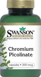 Swanson Chromium Picolinate - 100db