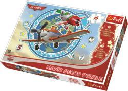 Trefl Magic Decor - Repcsik 15 db-os foszforeszkáló puzzle (14603)