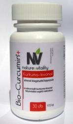 Nature&Vitality Bio-Curcumin 30db