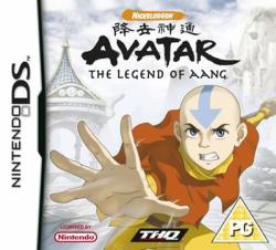 THQ Avatar The Legend of Aang (Nintendo DS)