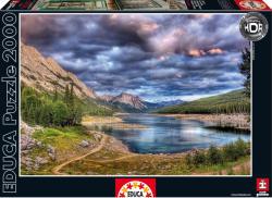 Educa HDR Puzzle - Medicine-tó 2000 db-os (16014)