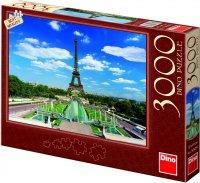 Dino Eiffel-torony 3000 db-os