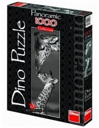 Dino Zsiráfok 1000 db-os