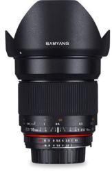 Samyang 16mm f/2 ED AS UMC CS (Olympus FT)