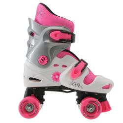 No Fear Quad Skates