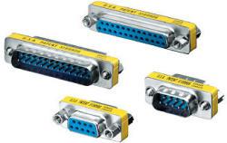 Equip DB9 Serial Converter F/F 124301