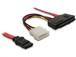 Delock SAS 29pin + Molex-SATA SFF 8482 Converter 82634