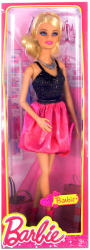 Mattel Barbie - Fashionistas - stílusos divatbabák - Nikki csillámos ruhában (BCN36/BCN37)