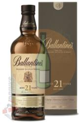 Ballantine's 21 Years Whiskey 0,7L 43%