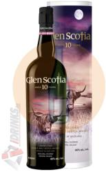 Glen Scotia 10 Years Whiskey 0,7L 46%