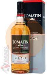 TOMATIN Legacy Whiskey 0,7L 43%