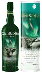Glen Scotia 16 Years Whiskey 0,7L 46%