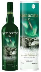 Glen Scotia 16 Years Whiskey 0,7L 46%