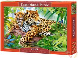 Castorland Jaguárok 500 db-os