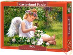Castorland Angyal a kertben 500 db-os (B-51991)