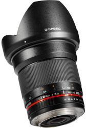Samyang 16mm f/2 ED AS UMC CS (Fujifilm)