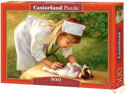Castorland A kis nővér 500 db-os