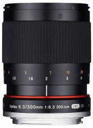 Samyang 300mm f/6.3 ED UMC CS (Fujifilm)
