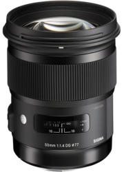 SIGMA 50mm f/1.4 DG HSM Art (Canon)