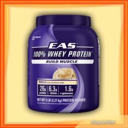EAS 100% Whey Protein - 2260g