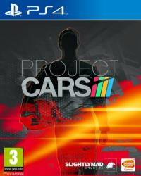 Namco Bandai Project CARS (PS4)