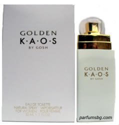 Gosh Golden K.A.O.S EDT 30ml