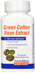 Labrada Green Coffee Bean Extract 90 caps