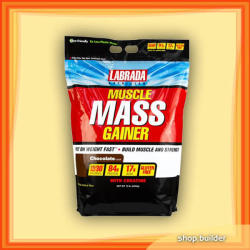 Labrada Muscle Mass Gainer - 5440g