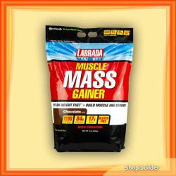 Labrada Muscle Mass Gainer - 5440g