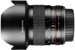 Samyang 10mm f/2.8 ED AS NCS CS (Canon EOS M)