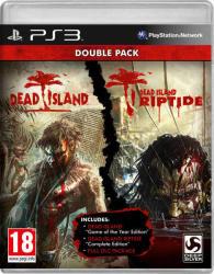 Deep Silver Double Pack: Dead Island + Dead Island Riptide (PS3)