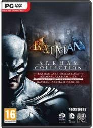 Warner Bros. Interactive Batman Arkham Collection (PC)