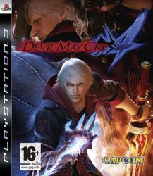 Capcom Devil May Cry 4 (PS3)
