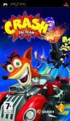 Vivendi Crash Tag Team Racing (PSP)