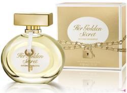 Antonio Banderas Her Golden Secret EDT 80ml