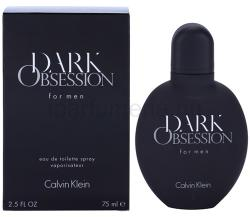 Calvin Klein Dark Obsession for Men EDT 75ml