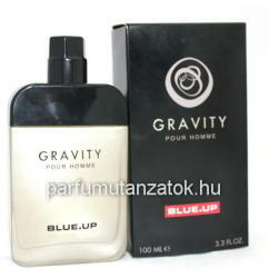 Blue.Up Gravity pour Homme EDT 100ml