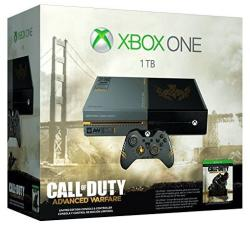 Microsoft Xbox One 1TB Limited Edition + Call of Duty: Advanced Warfare