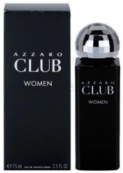 Azzaro Club for Women EDT 75ml