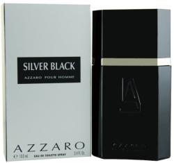 Azzaro Silver Black EDT 100ml Tester