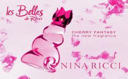 Nina Ricci Les Belles Cherry Fantasy EDT 50ml Tester