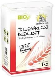 Piszkei Öko Bio teljeskiőrlésű búzaliszt 1 kg