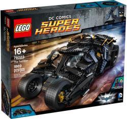 LEGO DC Comics Superheroes - Batmobile a Tumbler (76023)