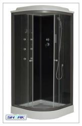 ARTTEC SCARLET 90x90x220 cm (PAN00724)
