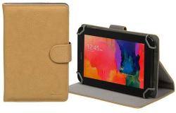 """RIVACASE Orly 3012 Tablet Case 7"""" - Beige (6907254030125)"""
