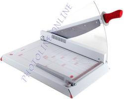 Karos papírvágógép 45 cm/34 lap automata ívleszorítás